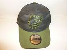 Baltimore Orioles New Era MLB 49FORTY Flex-Fit Baseball Cap Hat (MEN'S Medium)