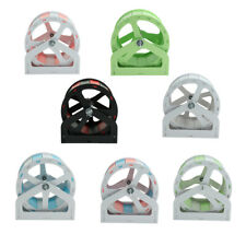 Quiet Mouse Exercise Wheel Silent Spinner, Hamster Running Exercise Toy
