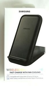 Samsung 15W Qi Certified Fast Charge Wireless Charging Stand for iPhone/Android