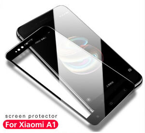 Full Glue Tempered Glass Screen Protector for Xiaomi Mi A1 Full Cover
