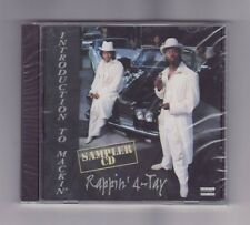 (CD) RAPPIN' 4-TAY - Introduction To Mackin' [Sampler CD] / CEI 2004-3 / NEW