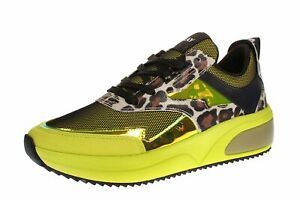 Replay RS1Z-0002S - Damen Schuhe Sneaker - 087-yellow