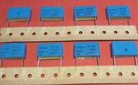 8x org. Wima 4700pf 4,7nf 1600V FKP 1 Impulsfest Hochvolt Tube Amp Rep. etc.