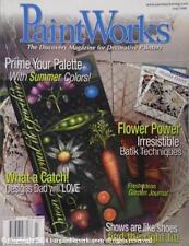 July 2006 Paintworks Decorative Painters Magazine Cg212