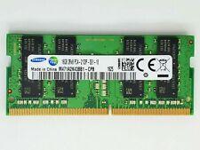 Samsung M471A2K43BB1-CPB 16GB PC4-2133P DDR4-SO-DIMM 2RX8 Notebook Memory