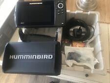 Humminbird Helix 7 Chirp  GPS G2 Fishfinder - Black