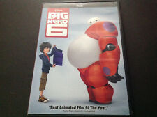DISNEY BIG HERO 6  (  DVD )