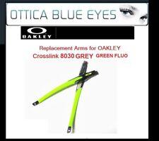 Aste Ricambio Oakley Arms 8030 Crosslink GREY FLUO Grigio Original Replacement