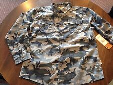 Youth Smith's American Camouflage Hunting Shirt Sz Large 14/16 NWT
