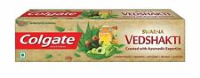 Colgate Swarna Vedshakti Herbal Toothpaste | 200g | Free Shipping (Pack of 3)