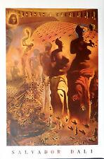 SALVADOR DALI POSTER (91x61cm) HALLUCINOGENIC TOREADOR NEW LICENSED ART