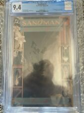 Sandman 1 CGC 9.4 First Morpheus Gaiman Netflix series Vertigo