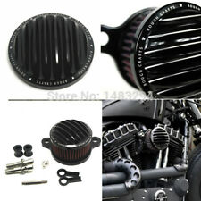 CNC Rough Crafts Air Cleaner + Intake Filter System Fits For HD Harley Sportster