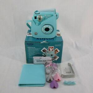 FujiFilm Instax Mini 7S Instant Film Camera Bundle