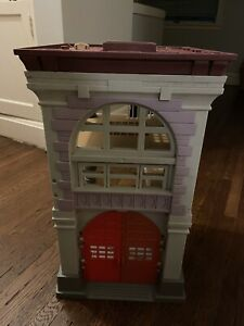 Vintage Ghostbusters firehouse Original