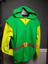 Nintendo The Legend Of Zelda: The Windwaker Hoodie Size M Cosplay Costume
