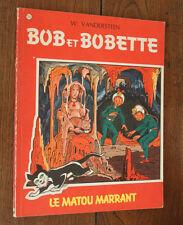 1967 Bob et Bobette 74 Le matou marrant Vandersteen   BD jeunesse
