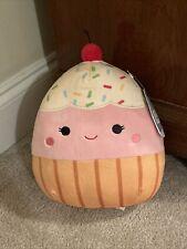 Squishmallow Clara the Cupcake 8 Inch