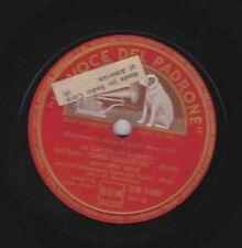 Tito Gobbi on 78 rpm HMV DB5400: Simon Boccanegra-Il lacerato spirito