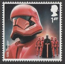 GB Star Wars Sixth Trooper single (1 stamp) MNH 2019