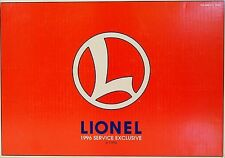 LIONEL 6-11912 Boys and Girls STEEL 1996 SERVICE STATION SWITCHER SET NIB MINT
