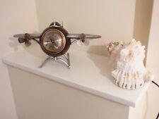 novelty plane clock