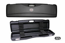 Delta 3x4 BLACK COLUMBIA Case - Hardshell LONGONI NO - Locking Pool Cue Case