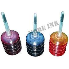 Kit de Recarga Tinta Color para Impresora de Inyeccion Oki Canon HP Lexmark 558R