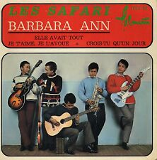 LES SAFARI BARBARA ANN FRENCH ORIG EP