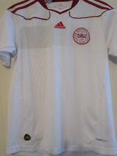 Denmark 2011-2012 Away Football Shirt Size 11-12 Years KIDS /39273
