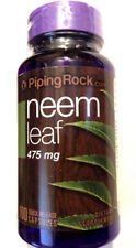 Neem Leaf Indica 475Mg 100 Pills Capsules