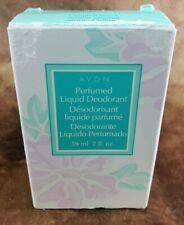 Avon Long Lasting Perfumed Liquid Deodorant Floral Scent For Women 2 fl oz New