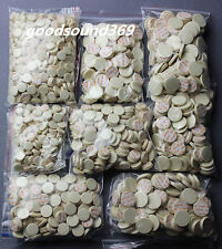 Wholesale 950 pcs Different sizes clarinet pads good material