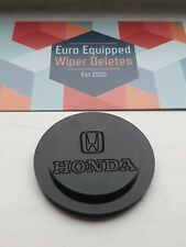 Honda Engraved De Wiper Gloss Black Bung Delete Civic Type R CTR EP1 EP2 EP3