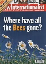 New Internationalist:WHERE HAVE ALL THE BEES GONE–Sept 2009