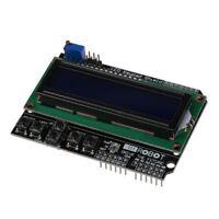 1X(Tastiera Consiglio Shield retroilluminazione blu per Arduino LCD Robot 1 HK