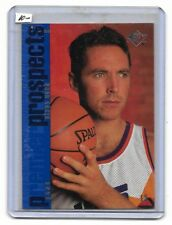 1996-97 SP STEVE NASH ROOKIE BASKETBALL card 142.