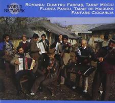 Various-Wild Sounds From Transylvania, Wallachia And Moldavia CD NEW