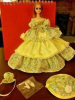 Custom Topper Dawn Doll #5 ~Precious Puppy Mini Dress Ensemble!~