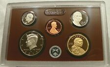 2012 CLAD U.S. PROOF PARTIAL SET 5 COINS lincoln kennedy dime++
