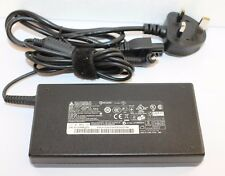 GENUINE Original DELTA ADP-120MH D  19.5V 6.15A, 120W AC Adapter WITH Power Lead