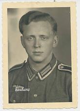 Foto-Portrait Soldat / Heer  2.WK (X154)