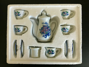 Muffy Vanderbear Collection - Tea Set - A Spot of Tea for Mommy and Me