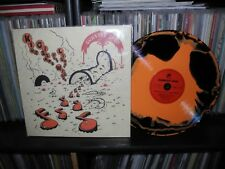 King Gizzard and the Lizard Wizard gumboot soup LP SPICED PUMPKIN VINYL OH SEES