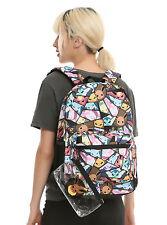 Pokemon GO EEVEE Evolutions & BONUS Clear Pencil Case School Book Bag Backpack