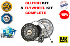 FOR NISSAN QASHQAI & +2 I 1.5 DCI 2007-2013 NEW DUAL MASS FLYWHEEL + CLUTCH KIT