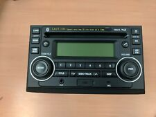 Brand new Genuine Nissan D40T (thai Built) Replacement Radio CD Changer & MP3