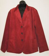 4a9a5b01e0b13 Corduroy Plus Size Suits   Blazers for Women