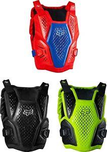 Fox Racing Raceframe Impact CE Roost Deflector - Motocross Dirtbike Offroad