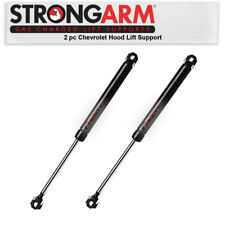 2 pc Strong Arm Hood Lift Supports for Chevrolet Camaro 1982-1992 - Struts rc
